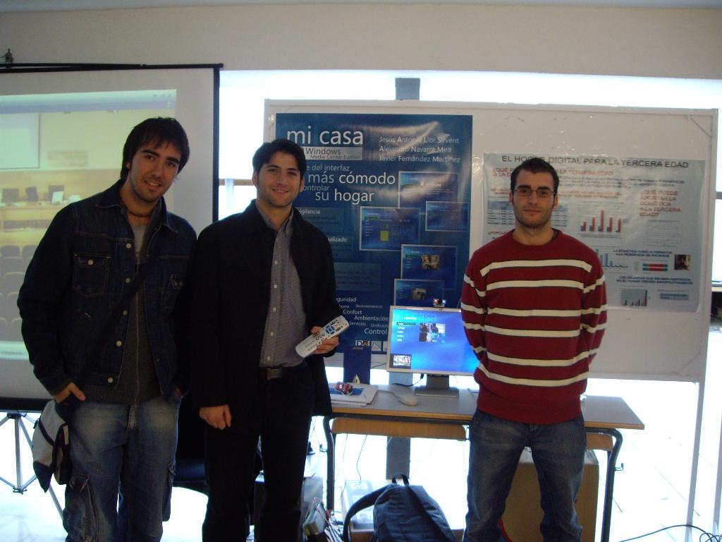 Mi Casa Interfaz De Hogar Digital Con Windows Media Center